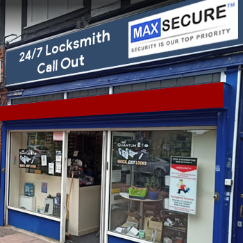 Locksmith store in Camden Town